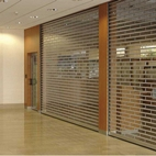 Commercial Rolling Shutters
