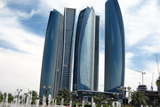 Etihad Tower - Dubai